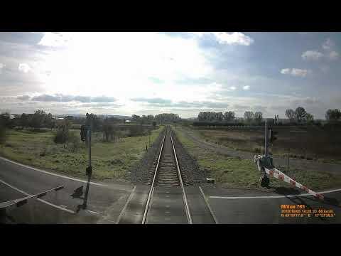 Policie ČR: Dopravně bezpečnostní akce na železničních přejezdech