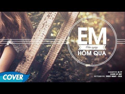 Em Của Ngày Hôm Qua, Cover trên nền nhạc bài Every Night của EXID khớp từng chi tiết