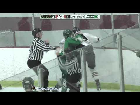 Grant Ledford vs. Nick Grimaldi