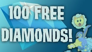 INSANE ANIMAL JAM GLITCH! 100 FREE DIAMONDS