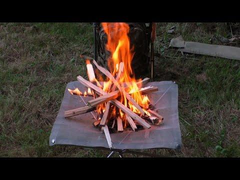 Dehler DFN - das Feuernetz (mobile Feuerstelle)