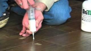DriTac Engineered Wood Floor Repair Kit