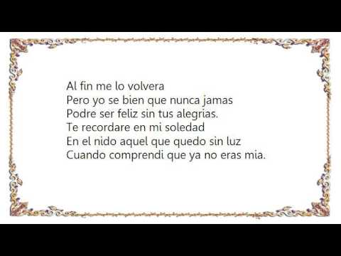 Julio Iglesias - Rio Rebelde Lyrics