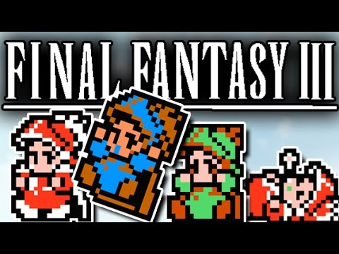 We're Onion Kids Now! │ Final Fantasy III #1 │ ProJared Plays!