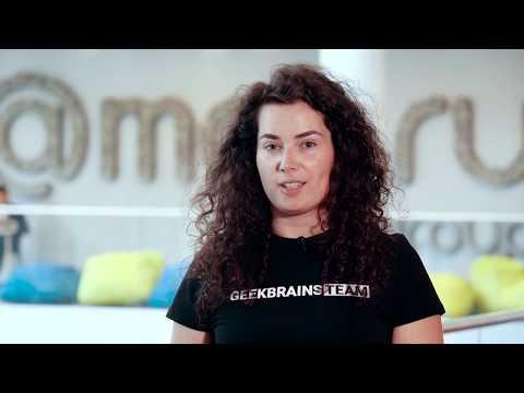 Обучение специалиста по веб-дизайну от онлайн-школы GeekBrains