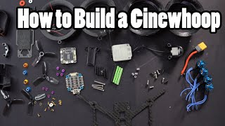 How to Build a Cinewhoop Drone for Cinematic FPV Shots in 2020