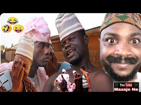 (Sabon Comedy) Kalli Jikan Obasanjo Yafara Film Da Adamu Zango Da Malam Hudu