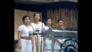 Stand Still & He Leadeth Me (Bisaya Version) by The Cousins (SDA)