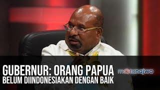 Video Nyala Papua - Gubernur: Orang Papua Belum Diindonesiakan dengan Baik (Part 3) | Mata Najwa MP3, 3GP, MP4, WEBM, AVI, FLV Agustus 2019