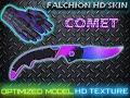 Видео – Фальшион «Комета» + «Спортивные перчатки   Ящик Пандоры»