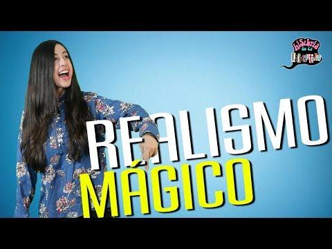 REALISMO MÁGICO - HISTERIA DE LA LITERATURA