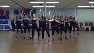 Gallan Goodiyaan Zumba - Chore by Danielle's Habibis