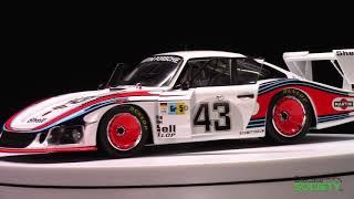 """Solido Porsche 935 """"Moby Dick"""" 24H Le Mans"""