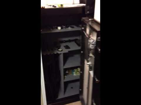 Sports Afield and Heritage safes are Seriously not very good and easy to break into. Model 6033