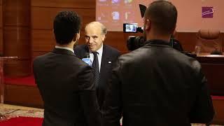 Dr Mohammed CHERKAOUI – Fluctuation de l'équilibre des pouvoirs au Moyen orient et dans le Maghreb arabe à l'horizon 2020