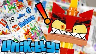 Юникитти Лего коллекционные фигурки LEGO Unikitty