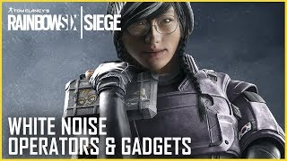Rainbow Six Siege: White Noise Operators Gameplay and Starter Tips | UbiBlog | Ubisoft [US]