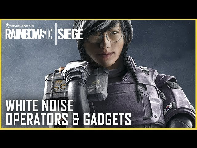 New Rainbow Six Siege Operators Can Hack Cellphones, Become