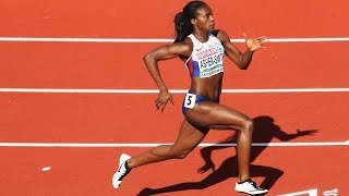 video: Dina Asher-Smith: These World Championships are the ultimate test - I cannot wait