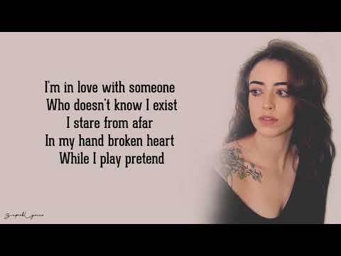 Anna Clendening - Invisible (Lyrics) - 7clouds - Video