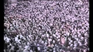 Муссолини Речь об объявлении войны10 июня 1940 года