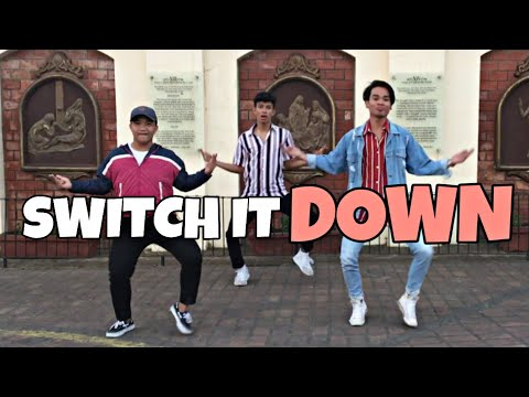 SWITCH IT DOWN By JI AR (Dance Challenge) Shanong TV