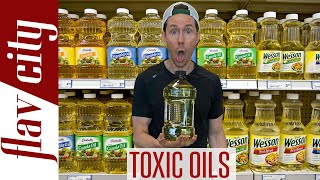 Top 3 BEST & WORST Cooking Oils To Buy - What's In Your Pantry?