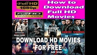 How to download hd movies