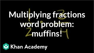Multiplying Fractions Word Problem