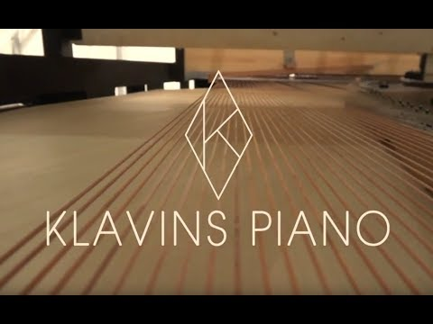 ממציא גרמני יצר את מה שמאמינים שהוא הפסנתר הגדול הגדול בעולם