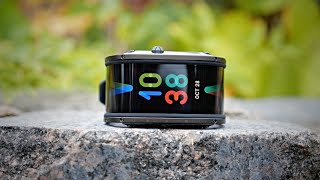 ZTE nubia Watch Review Review - The Most Futuristic-looking Smartwatch?
