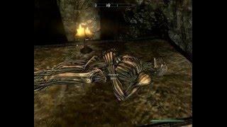 Играем в Skyrim: миссия 24 Укрепить замок , миссия 25 Поддерживайте приток !