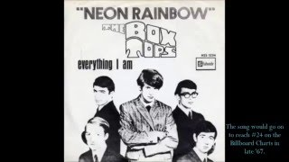 "The Box Tops - ""Neon Rainbow"" -  Original Stereo LP - HQ"