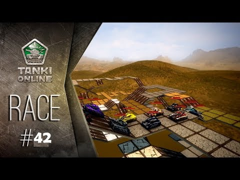 Tanki Online - Racing Event [ Official Race 42 ] | GOLD BOX | ТАНКИ ОНЛАЙН | AV Gamers
