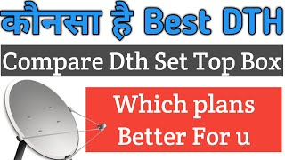 best set top box in india 2018 | Compare DTH Set Top Boxes