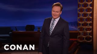CONAN Monologue 05/22/17  - CONAN on TBS