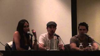 MonsterMania 2013 Panel