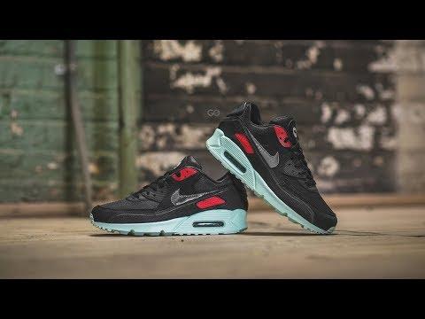 "Nike Air Max 90 Premium ""Vinyl"": Review & On-Feet"