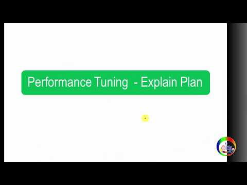 how to read explain plan in oracle 11g