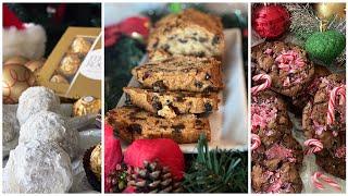 Best Quick Christmas Desserts Compilation #1 | Amazing Holiday Dessert Ideas | So Satisfying!