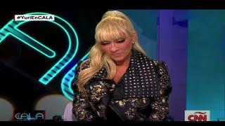 Yuri Entrevista Invencible CNN