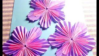 Accordion Paper Craft Viveos