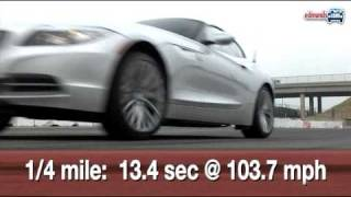 2009 BMW Z4 SDrive35i | Full Test | Edmunds.com