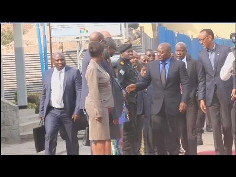 Kigali et Kinshasa réchauffent leurs relations