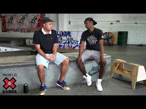 Eric Koston and Paul Rodriguez Go One-On-One | X Games