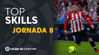 LaLiga Skills Matchday 8: João Félix, Muniain & Vini Jr.