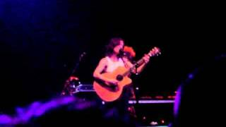 Ani DiFranco - Sunday Morning (live in Anaheim)