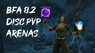 wow bfa disc priest pvp arena - TH-Clip