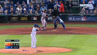 World Series G7: Giants vs. Royals [Full Game HD]