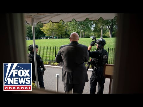 DEVELOPING: Shots fired near the White House